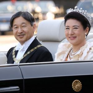 天皇陛下の即位を祝うパレード㊗️「祝賀音列の儀」動画によるご案内です。