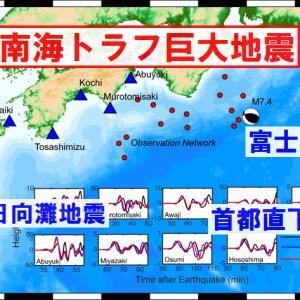 南海トラフ巨大地震X を予測せよ巨大地震をどこまで事前に予測し減災防災9基の原発は?2/2