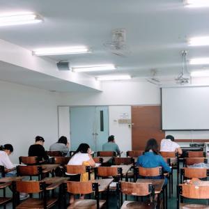 学生のすごさ。