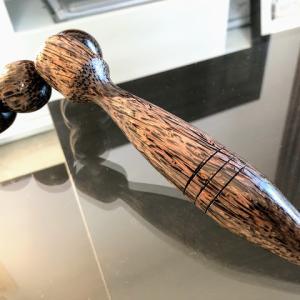 タイの木製コリほぐし器を見て気づいたこと。