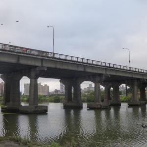 臺灣の日本遺構:中正橋(川端橋)