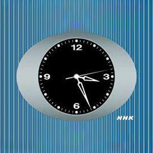 メインチャンネル433.00MHzに時報が入ってくる。