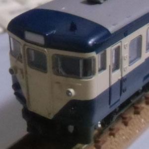 鉄コレ国鉄62系の連結器をKATOカプラー密連形にした。
