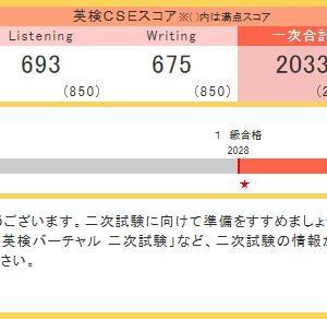 英検1級合格体験記(一次試験編④)