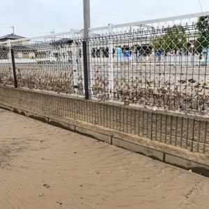 被災後の栃木市