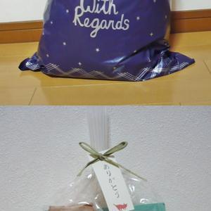 色々可愛いプレゼント(=^・ω・^=)