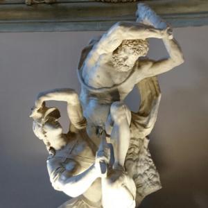 文化的なフィレンツェだが、敗者と勝者が分かり過ぎて…