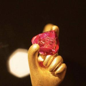 受け継がれる時、その宝石の真価が問われる…モリスルビーの挑戦
