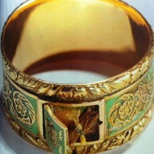 マリー アントワネット姪の指輪コレクションを手にとって感じたこと