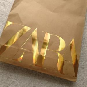 ZARAのSALEでお買い物☆