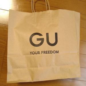 お値段二度見!!!久しぶりに【GU】でお買い物♪