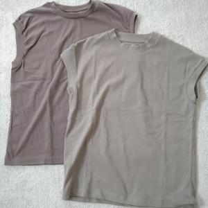 【無印良品】見つけたら即買い☆SALEでTシャツ♪