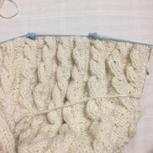 【GWミッション】5日目~7日でセーターを完成せよ!