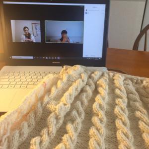 真夜中の編み部 始めます!