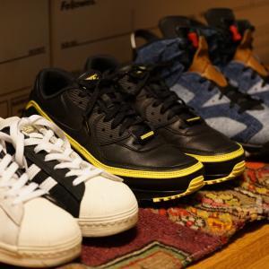 2020年の上半期に購入したスニーカーとか靴とか