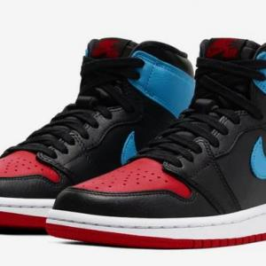 NIKE WMNS AIR JORDAN 1 HIGH OG  CHICAGO to UNCの抽選に参加してみる