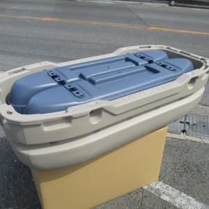 お買い得中古品 フロートボート