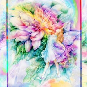 """【ご感想】天使の波動&""""8月4日みずがめ座の満月☆ 希望を胸に、ライオンズゲートの自由な光の風を"""