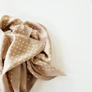 ●オシャレが2倍楽しくなるスカーフ&ストール使いワークショップ参加。これは2倍どころじゃ