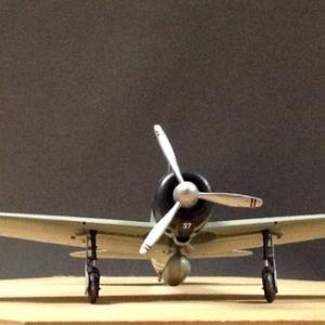 【完成】タミヤ 1/72 零戦二一型 瑞鶴搭載機