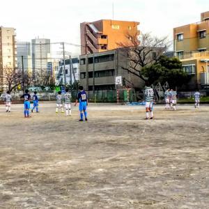 U14 川崎市リーグ VS 日吉中学校