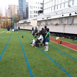 U13 TM vs 東急SレイエスFC