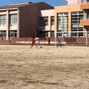 U14 TM vs 並木中等教育学校