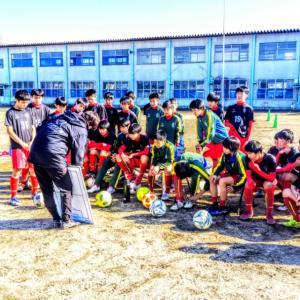 U14 Liga SWS VS クラッキス松戸
