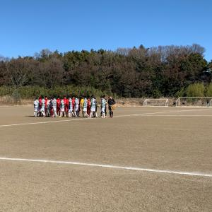 U14B U15L 第二節 vs 横浜栄FCセカンド