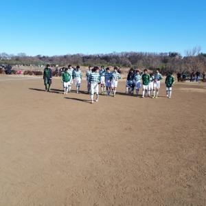 U13A U13L vs 横浜FC鶴見