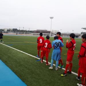 U13A U13L vs 湘南ベルマーレEAST