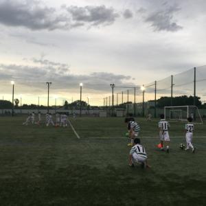 U13 TM vs FC川崎CHAMP