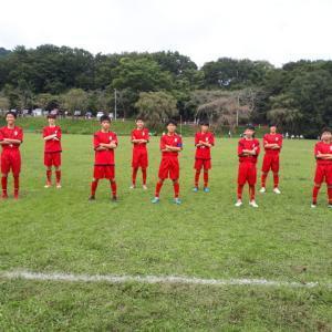 U14 U14L vs 大豆戸FC