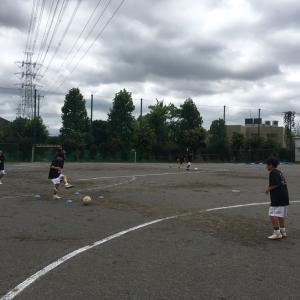 U13 TM vs 麻生中学校