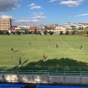 U13 神奈川県リーグ1部 第2節 vs エスペランサSC