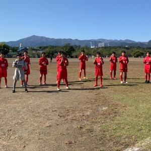 U14 U15L(4部) vs ロボスフットボールクラブ