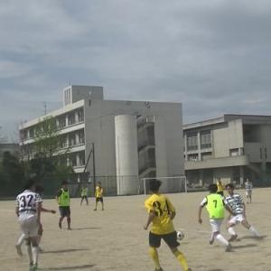 U15 TM vs 大師高校、東海大相模高校