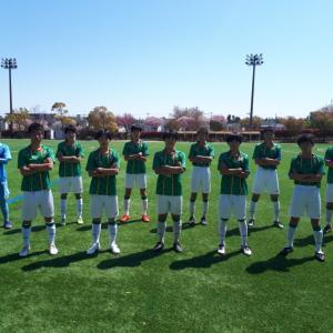 U15 クラブユース選手権 vs BANFF横浜
