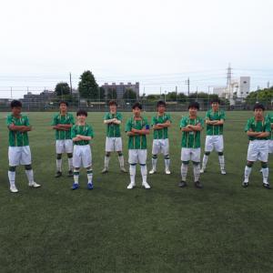 U15A U15L vs 横浜FC B