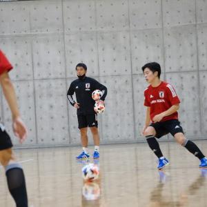 【OB情報/5期生】U20フットサル日本代表候補選出!!