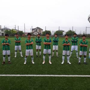 U15A U15L vs 横浜ジュニオール