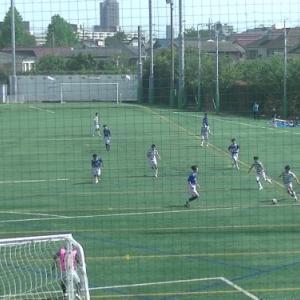 U15 TM vs 日大鶴ヶ丘高校