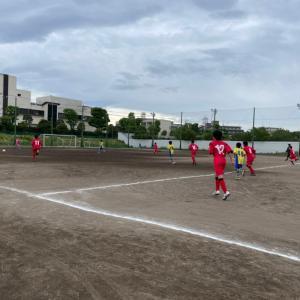 U14 TM vs FC川崎CHAMP
