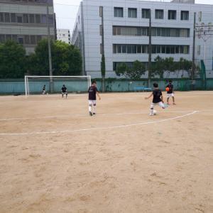 U15 TM vs 高津高校
