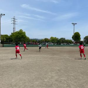 U14 TM vs 足柄FC