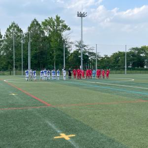 U14 神奈川県U14リーグ 第1節 vs エスペランサSC