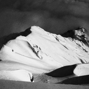 山で撮ったフィルム写真の整理