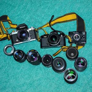 カメラアナクロニズム コロナ時代のノーテンキ