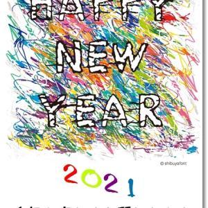 ☆゚.*。Happy New Year 2021。*.゚☆