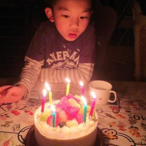 子供の誕生日